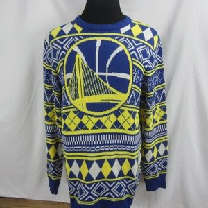 NBA Golden State Warriors Sweater Pullover 2XL